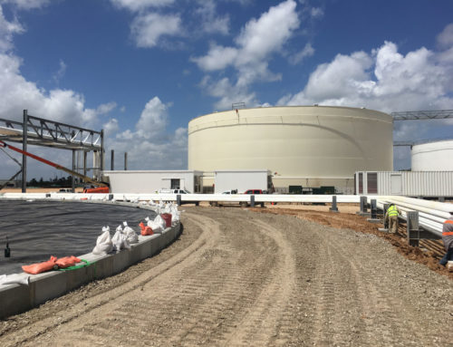 Seabrook, TX – Terminal Facility