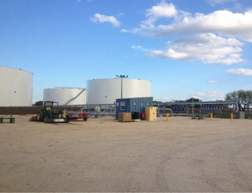 Three Rivers, TX – Crude Oil Midstream Terminal