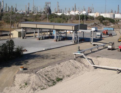 Corpus Christi, TX– Crude Oil Terminal Facility