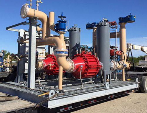 Pasadena, TX – Facility Vapor Control System