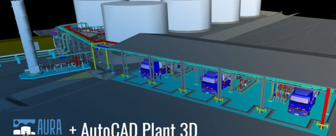Aura Engineering and AutoCAD Plant 3D