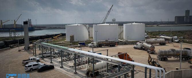 Aura Storage Terminal