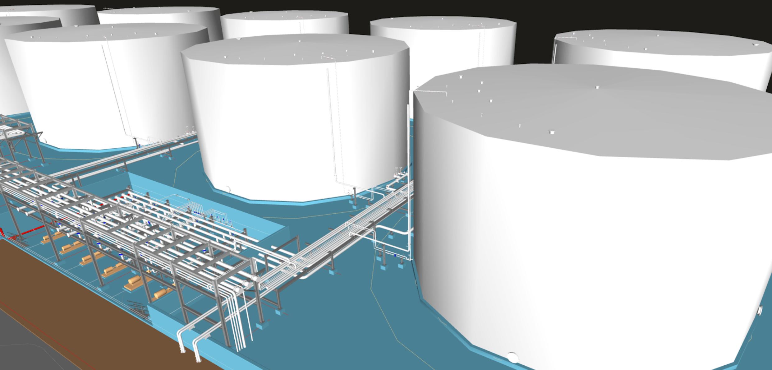turnkey storage-facility